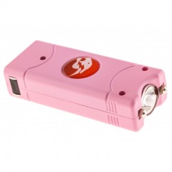 CHEETAH MAX POWER MINI 10 MIL VOLTS STUN GUN PINK