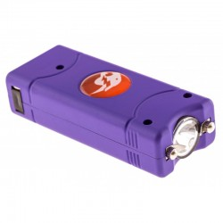 CHEETAH MAX POWER MINI 10 MIL VOLTS STUN GUN PURPLE