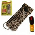 CHEETAH PEPPER SPRAY CHEETAH PRINT