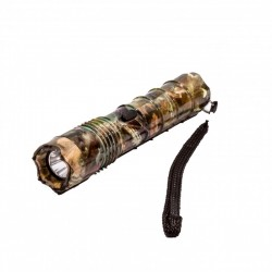 CHEETAH 2.5 MIL VOLTS FLASHLIGHT STUN GUN CAMO
