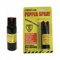 Black Cheetah Pepper Spray Made in USA