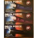 24 Units Set Wholesale Lot Assorted Stun Guns 10 Million Volt Rechargeable, LED Flashlight CH-51