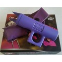 Cheetah Purple Jogger 4.8 M Volts Stun Gun